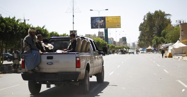 Yemen's rebels attack home of Islamist, 12 killed