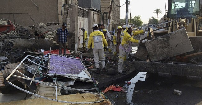 Iraq lawmakers approve interior, defense ministers