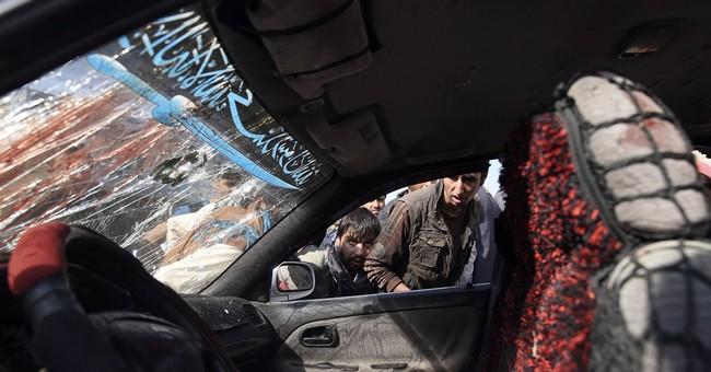 Bombings kill 4 security troops in Afghanistan