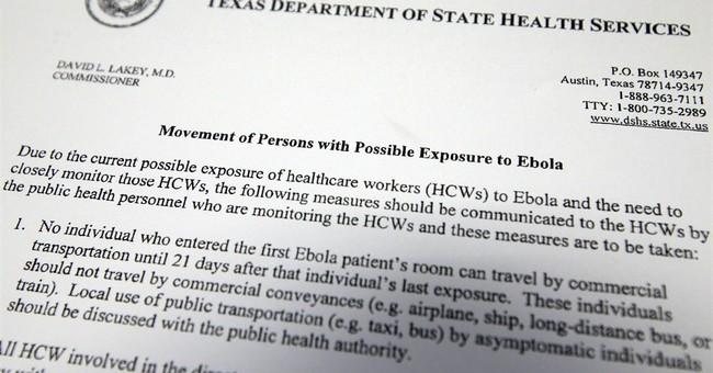 Ebola monitoring inconsistent as virus spread