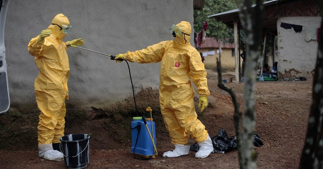 Mission Unaccomplished: Containing Ebola in Africa