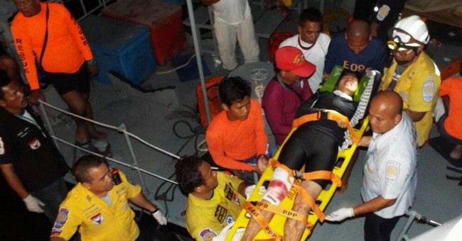 2 South Koreans missing in Thai boat collision
