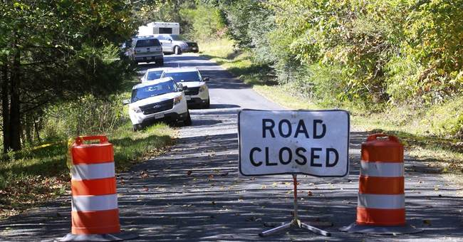 Police hunt for clues near where Va. remains found