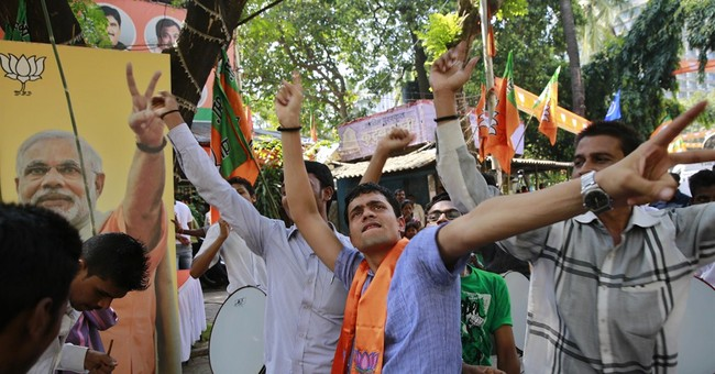 Indian ruling BJP makes big gains in state polls