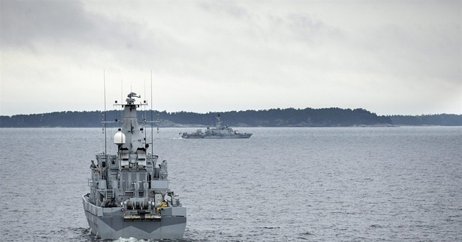 Sweden: 3 credible sightings in submarine search