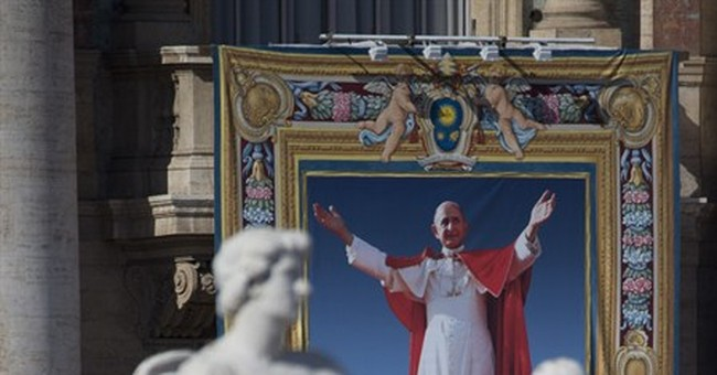 5 Things to Know about Pope Paul VI