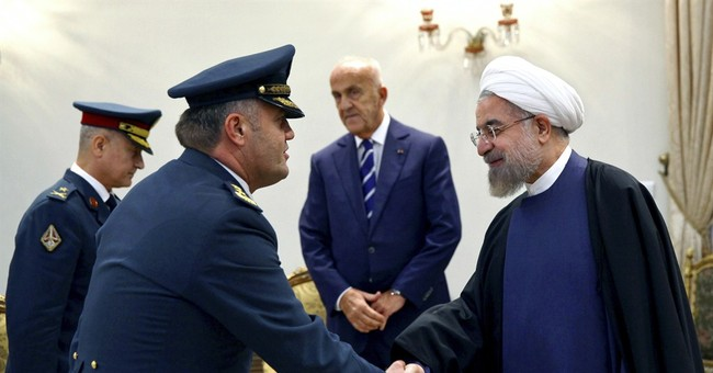 Iran vows to aid Lebanese military