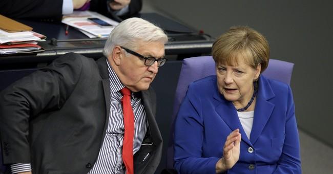 German minister: EU should consider Ebola mission