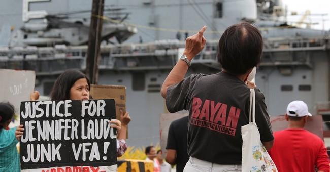 Marine accused in Philippine killing tests US ties