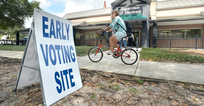Parties jockeying for early vote in Iowa, Florida