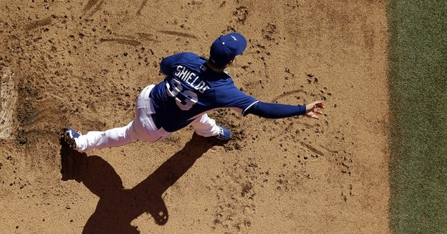 Bumgarner against Shields in World Series opener