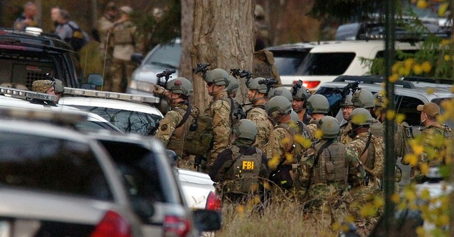 Police say they might have spotted ambush suspect