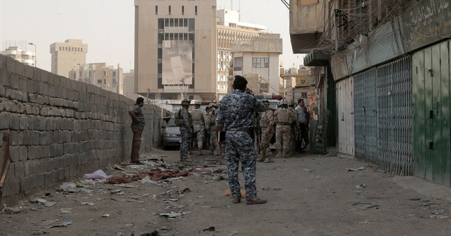 Suicide, car bombings in Iraq kill at least 33