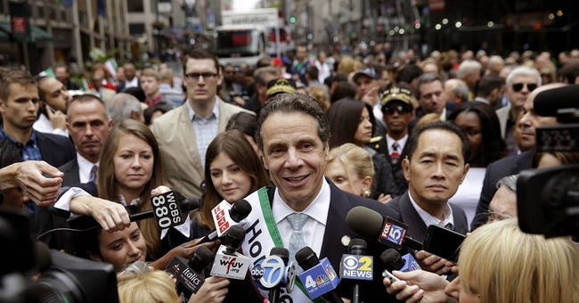 NY Gov. Cuomo raises profile _ but for what?
