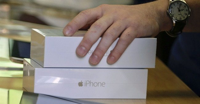Record iPhone sales drive Apple's 3Q beat