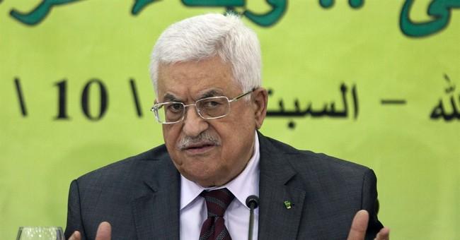 Lacking a plan, Abbas opts for rhetoric