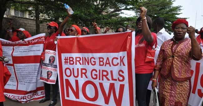 Nigerians await news on missing girls