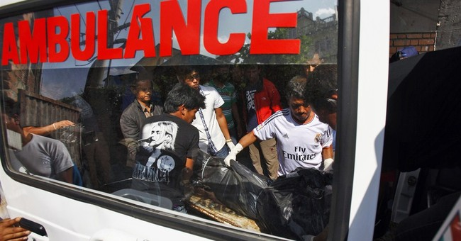 Nepal end rescue efforts on popular trekking route