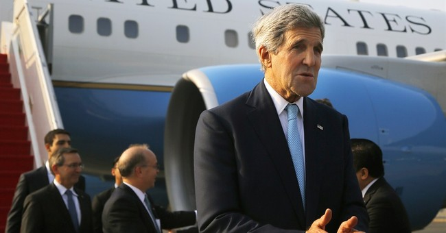 Kerry: 'Irresponsible' not to aid Kurds against IS