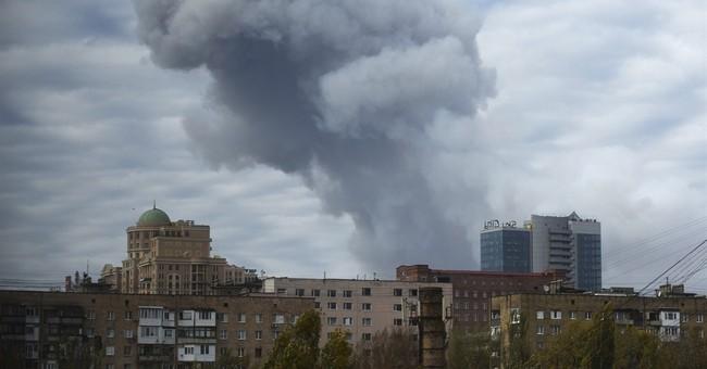 Ukraine parliament says 100s died in battle