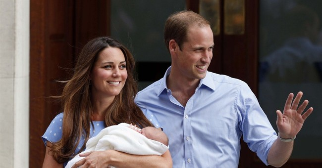 British royal couples' 2nd child due in April