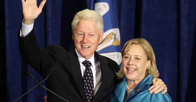Bill Clinton rallies early votes for Mary Landrieu