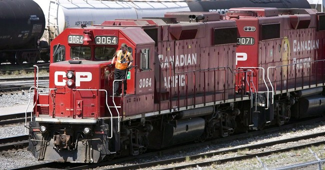Canadian Pacific CEO says rail deal possible