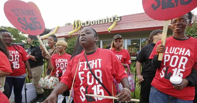 Democrats love seeing minimum wage on the ballot