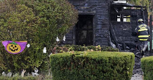 Massachusetts fire victims identified as brothers