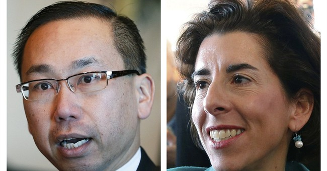 Raimondo, Fung meet in 1st televised debate