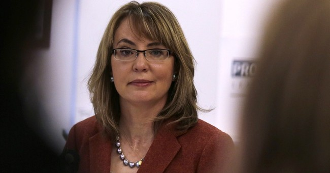 Giffords calls on women to highlight gun violence