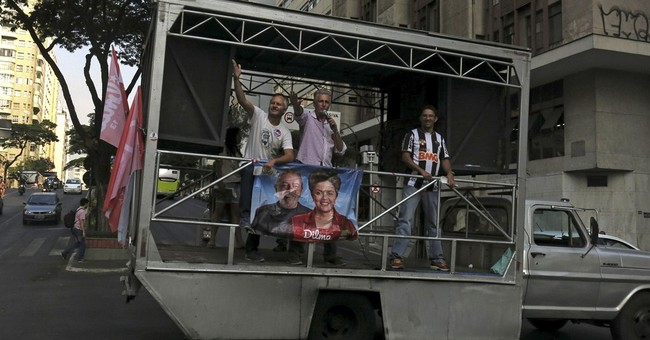 Fight for Brazil's battleground state heats up