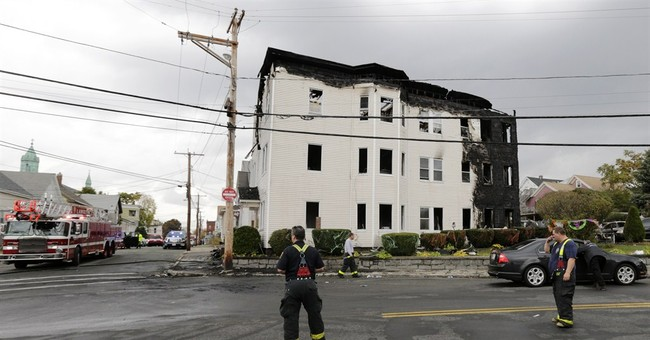 Massachusetts fire that killed 2 boys was accident