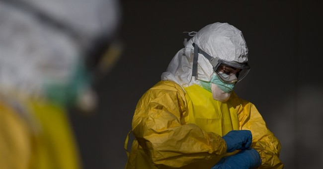 Ebola causing spike in demand for hospital gear