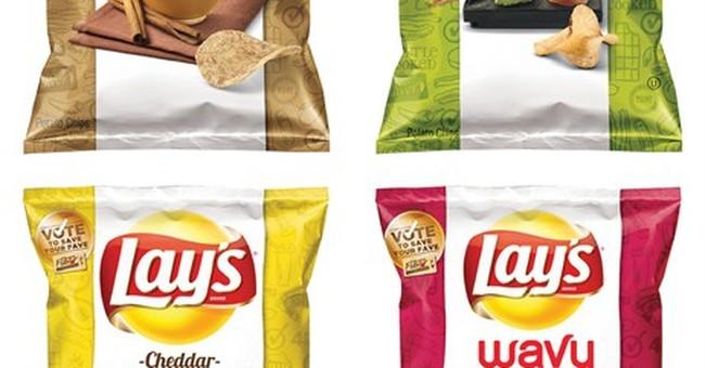 America says no to cappuccino potato chips