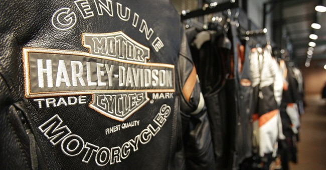 Harley-Davidson tops 3Q net income expectations