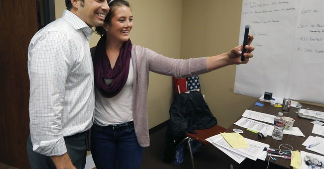 Kansas independent Orman campaigns under the radar