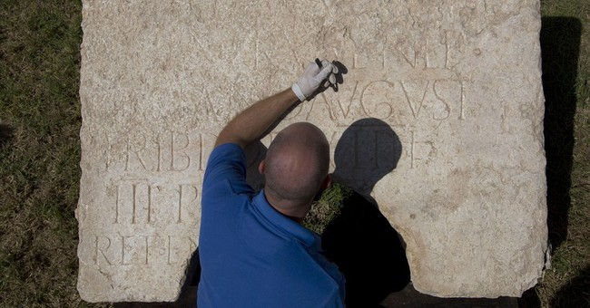 Jerusalem stone may answer Jewish revolt questions