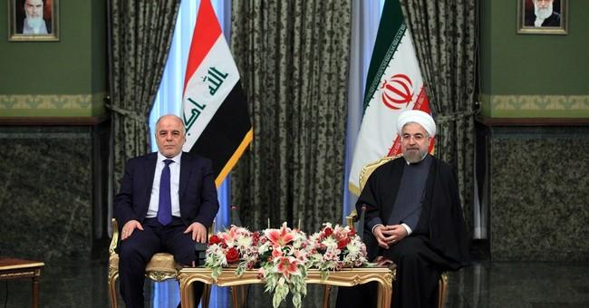Iran president pledges to back Iraq amid attacks