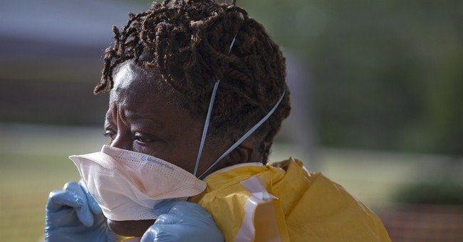 Ebola causing spike in demand for hospital gear
