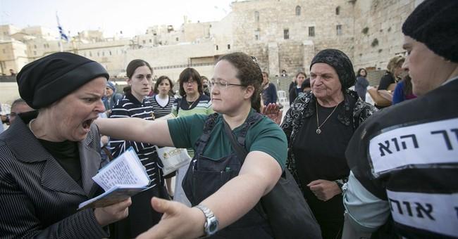 Ultra-Orthodox Jews attack Jerusalem buses over ad