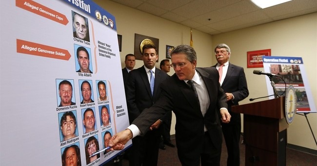 New Jersey charges 11 with mob loansharking scheme