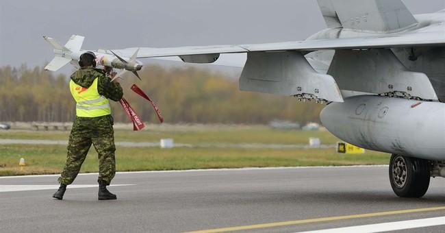 NATO intercepts Russian jets over Baltic Sea