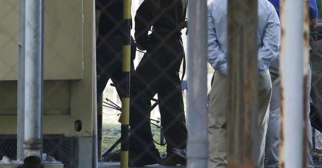 Marine suspect transferred to Philippine detention