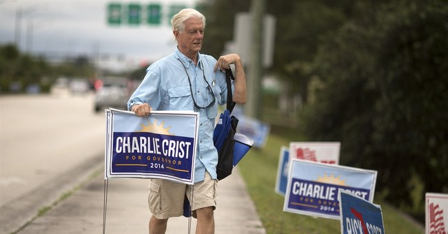 Final Florida debate for gov. heated and personal