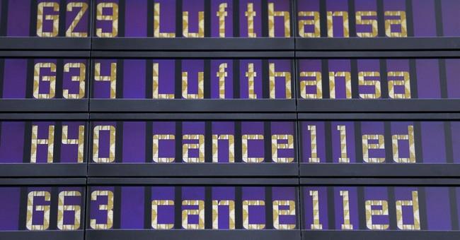 Court rejects Lufthansa bid to block strike