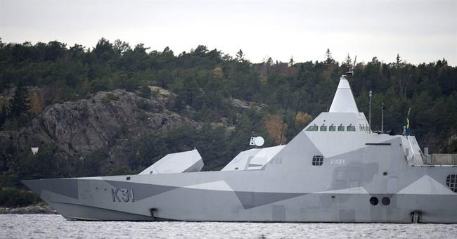 Submarine hunt exposes Swedish readiness gap