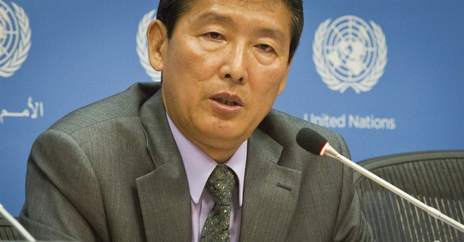 NKorea tries on the charm to avoid ICC referral