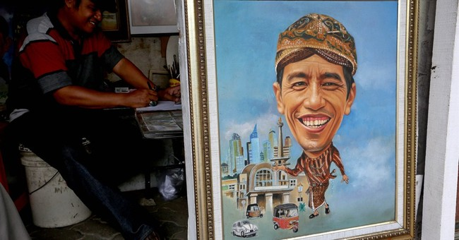 Call me Jokowi, says Indonesia's president