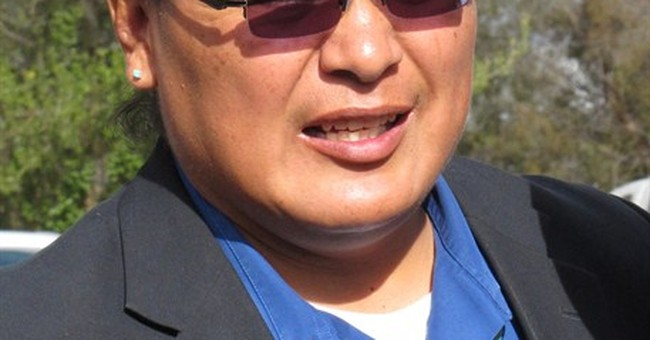 Tribe's highest court orders candidate off ballot